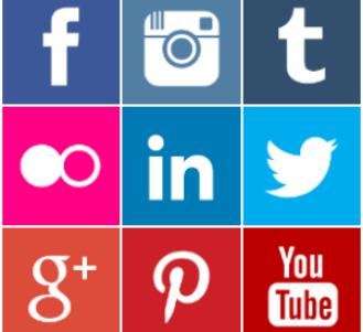 social media uploading
